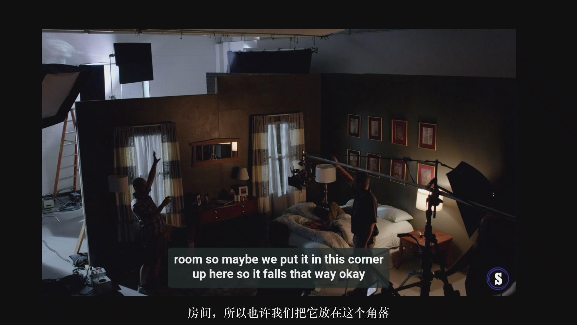 摄影教程_Hurlbut Academy–如何为电影在夜景室内场景布光营造自然外观-中文字幕 摄影教程 _预览图10