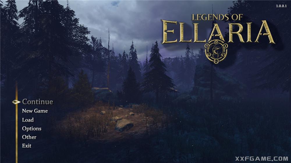《 艾拉莉亚传说 》V1.0.0.1 英文版 [18G]