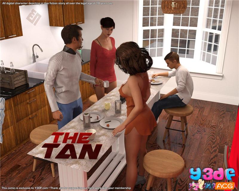 【漫画】THE Tan 1-8