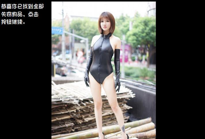 【欧美SLG/汉化/动态】惩戒女小偷-真人动态CG汉化版【284M】