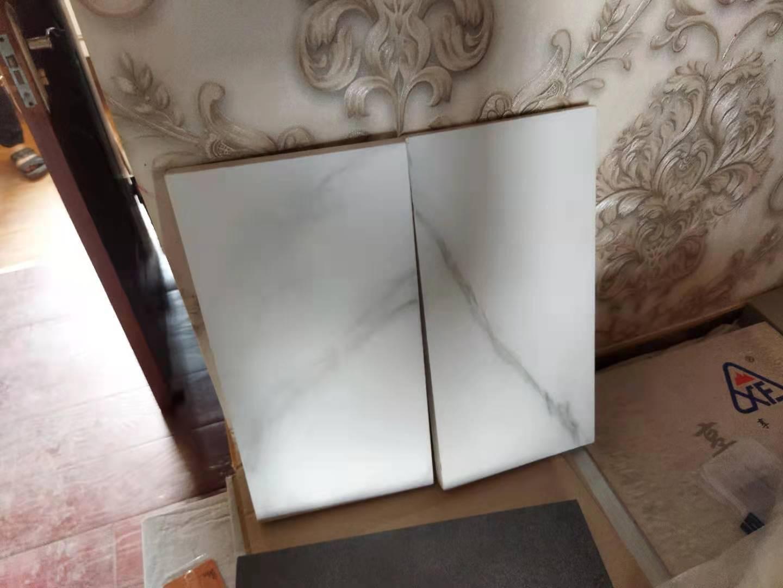 深度研发技术,各种岩板瓷砖我们可以完美修复-家具美容网
