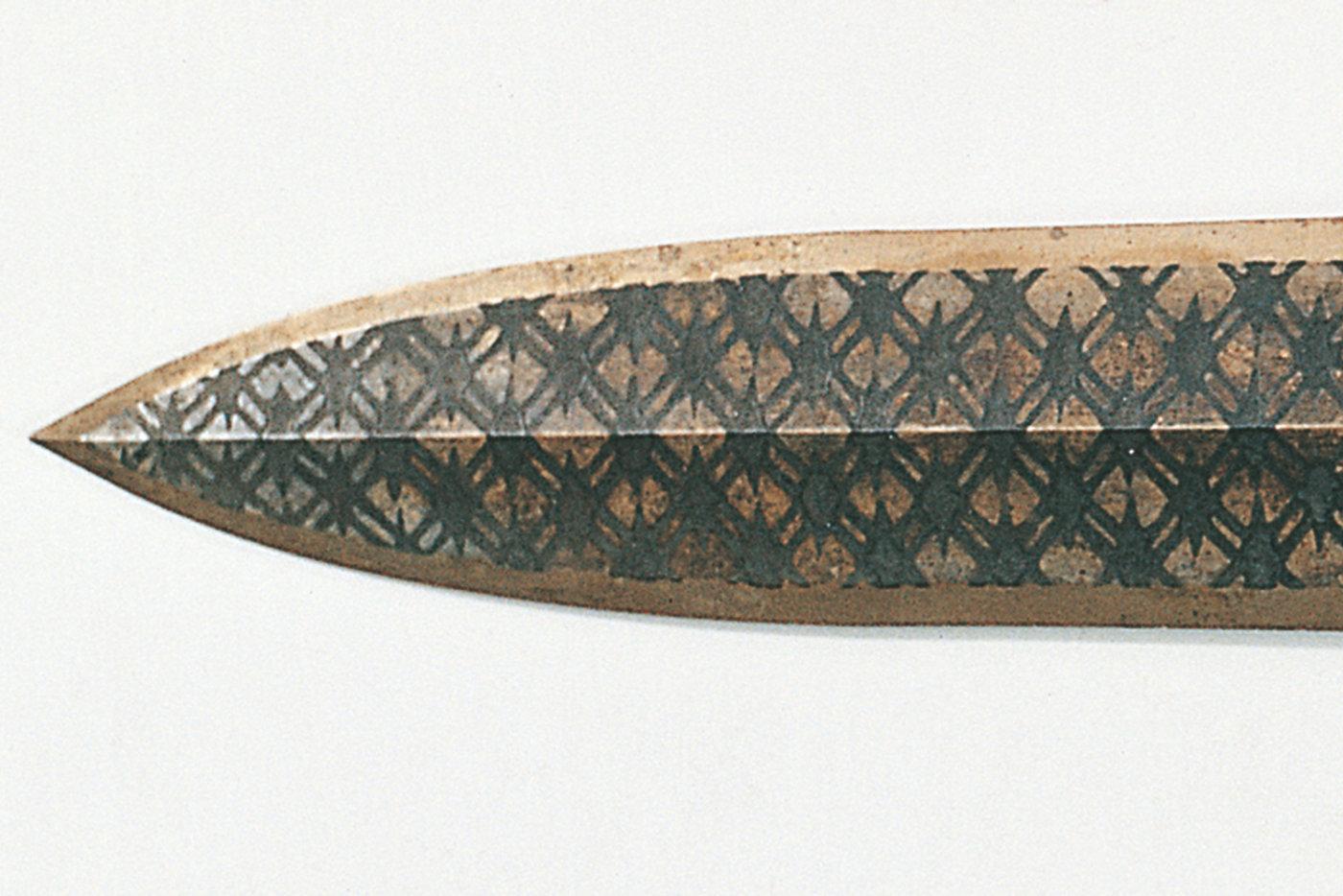 鱼肠剑 —— 内斗的第一凶器 涨姿势 第5张