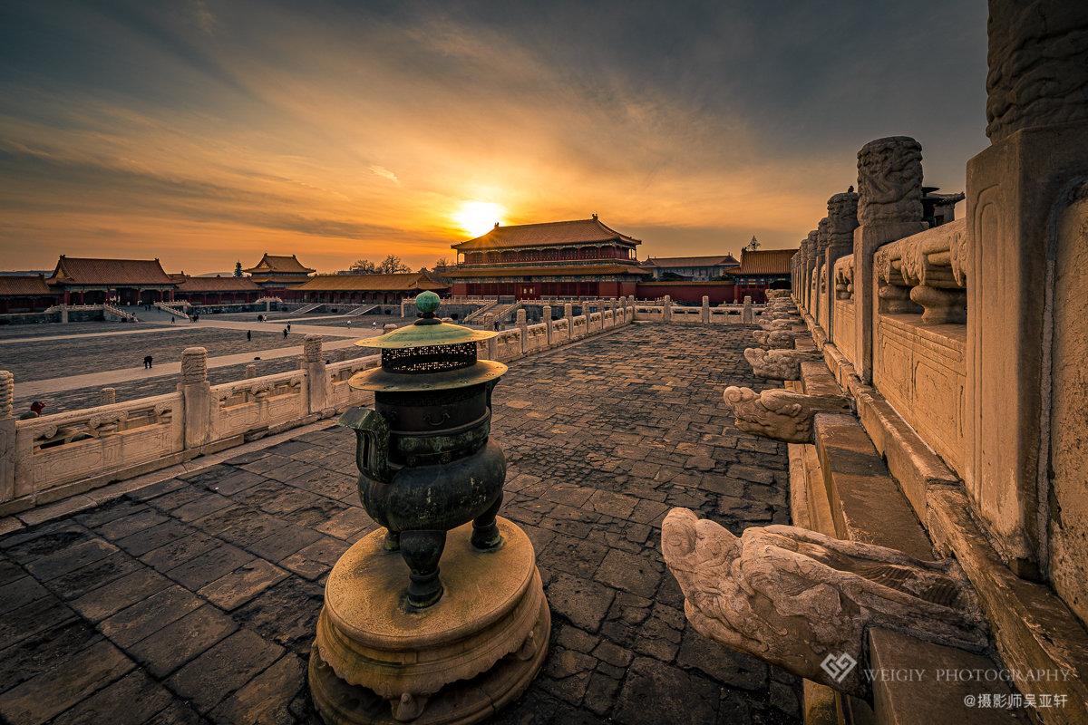 《日落紫禁城》——1.2 北京故宫