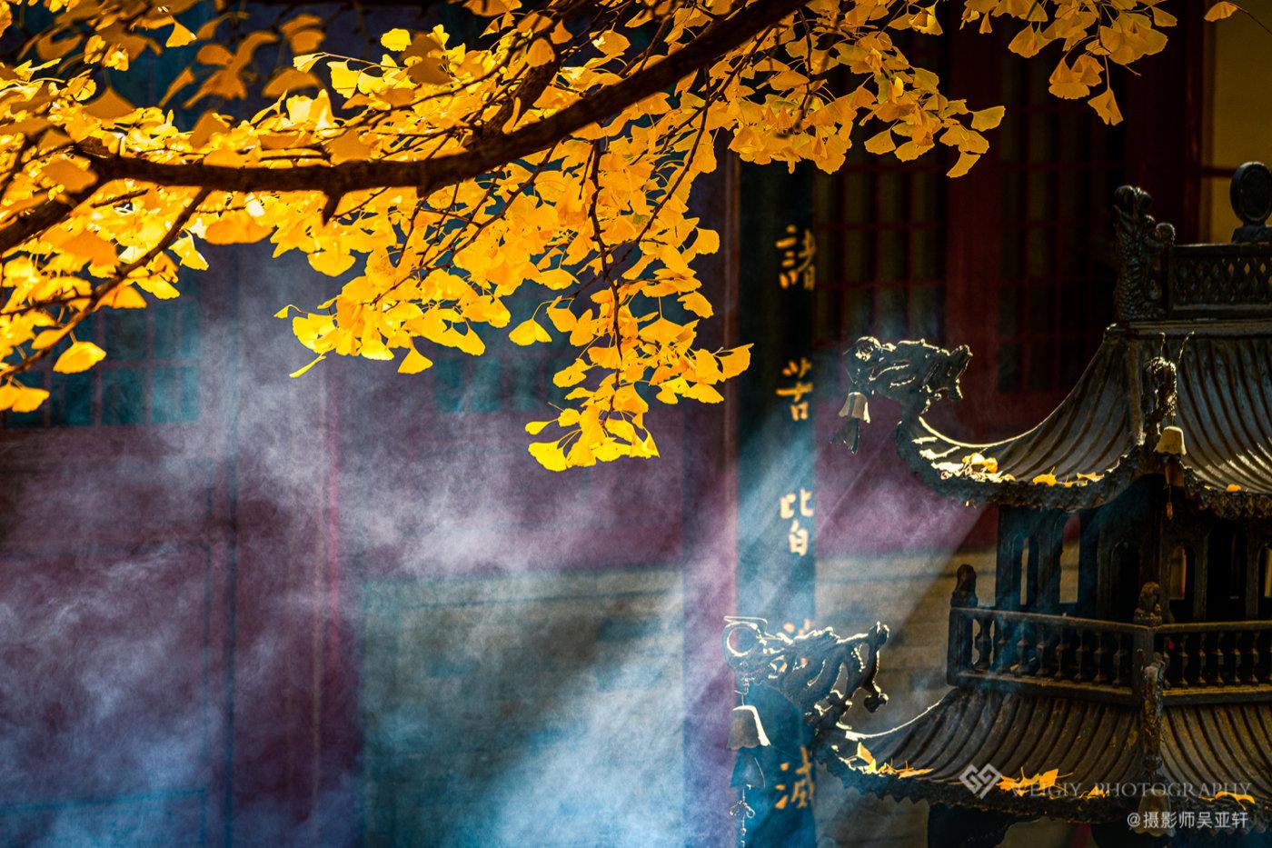 《古寺禅韵》——11.3 北京红螺寺
