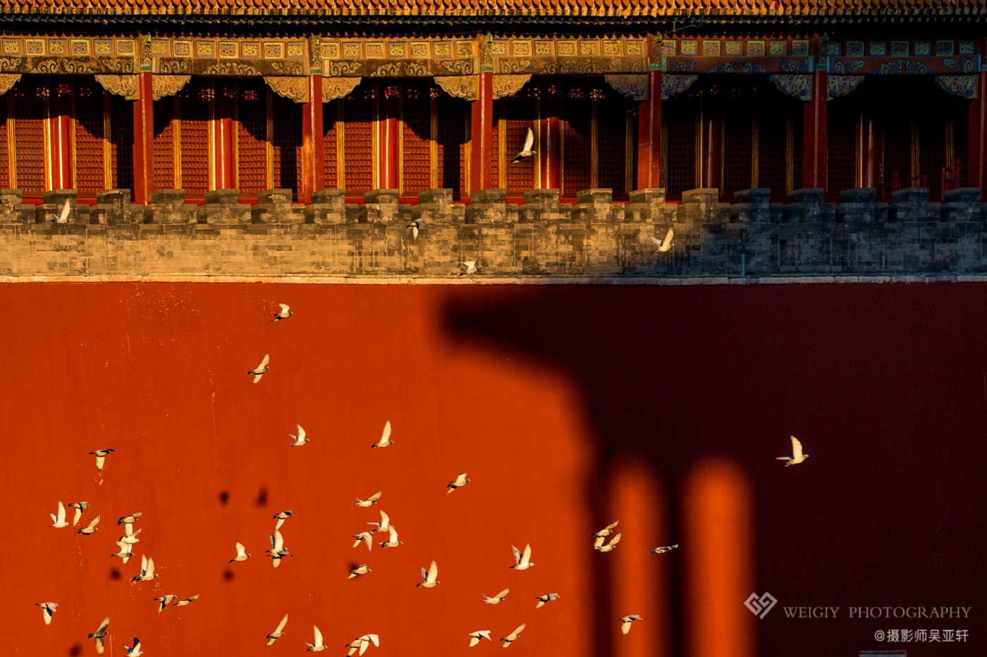 《飞跃古今》——12.16 北京故宫