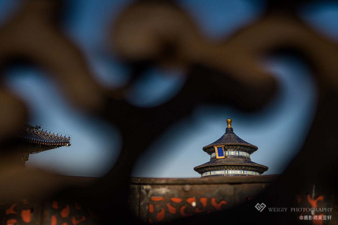 《别有洞天》——12.24北京天坛