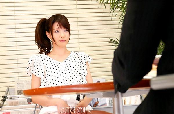 相泽南像邻家小姐姐一样笑起来非常甜美