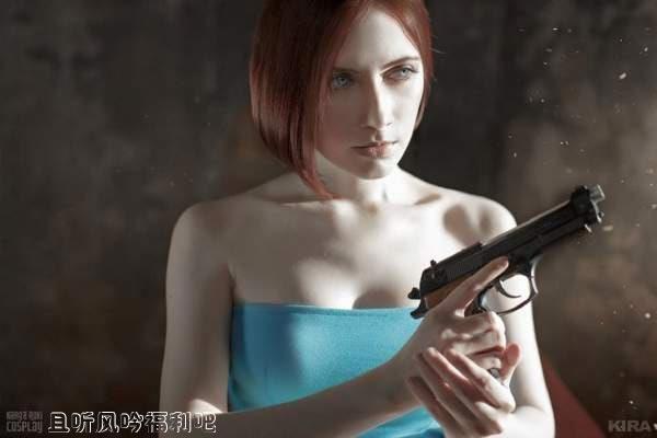 cosplay《生化危机3》