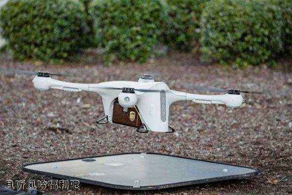 谷歌无人机交付在澳大利亚获准起飞1