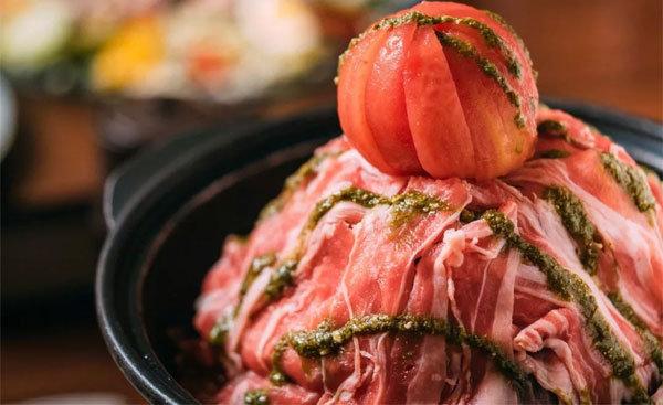 番茄香草寿喜烧