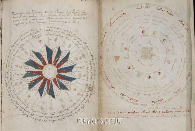 伏尼契手稿(voynich手稿)