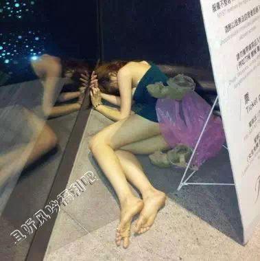 女子醉酒险被4外籍男侵犯 幸遇代驾大姐霸气出手