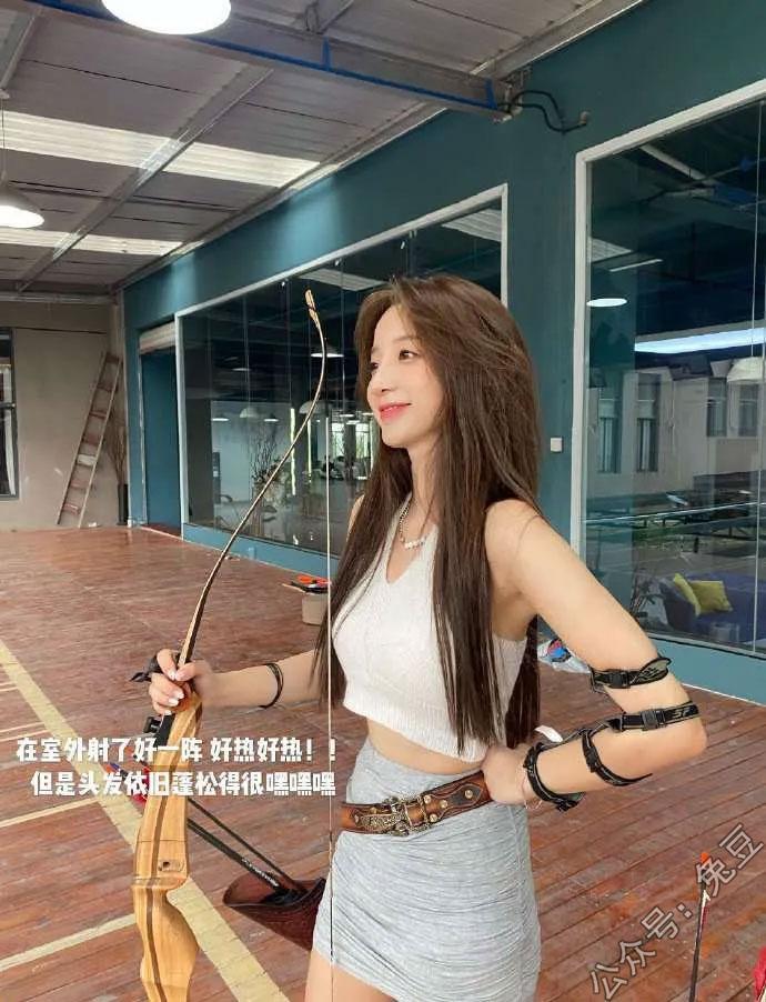 重庆妹子「象韵洁」,她的到来让老板生意大好