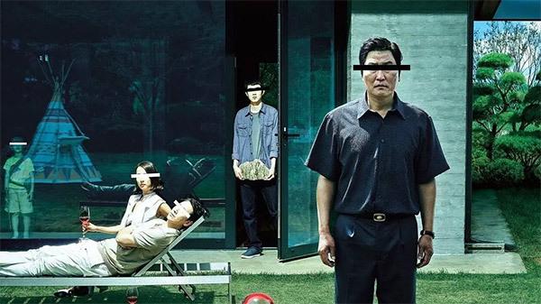 韩国电影《寄生虫》剧照