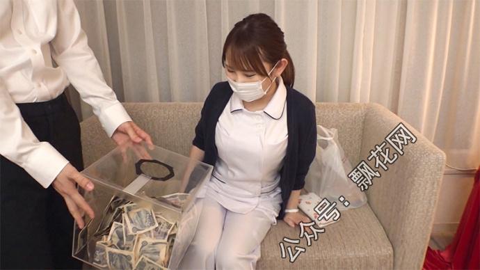 小护士为了获取更多报酬去到了酒店