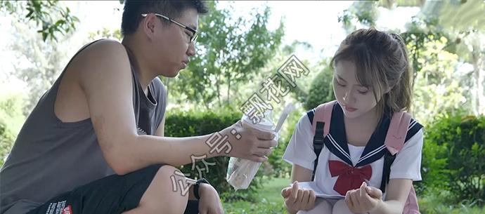 赵雅琳被篮球砸到却遇到爱情
