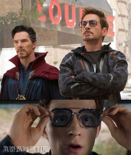 钢铁侠眼镜留给蜘蛛侠 更强大的神秘敌人来袭