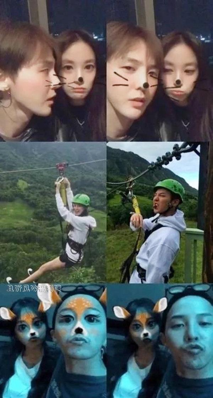 李珠妍权志龙第四次爆恋爱绯闻