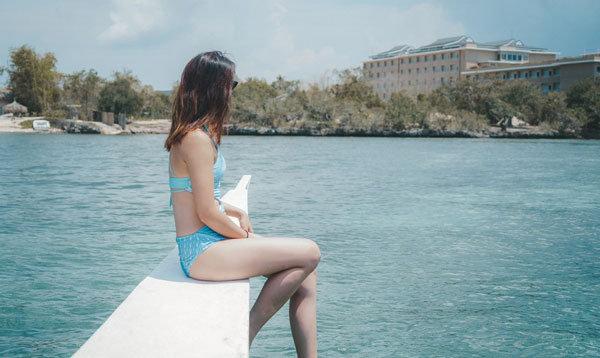 到千岛之国菲律宾旅游,做一回海的女儿