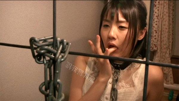 つぼみ(tsubomi) 被囚禁女人的生活