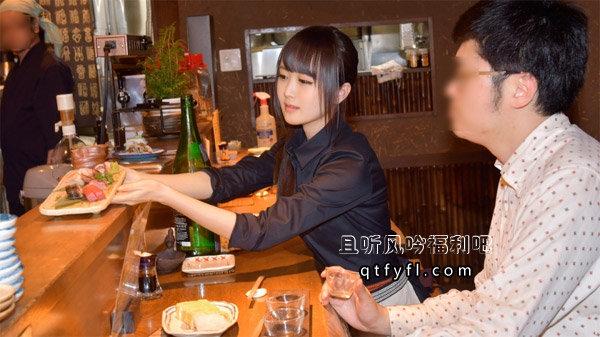 一之濑桃在300MIUM酒馆做服务员