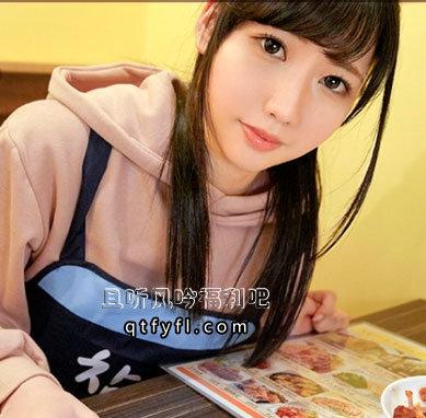 韩国料理店的漂亮店员小唯-且听风吟