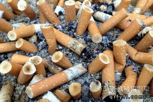 北京363万人吸烟