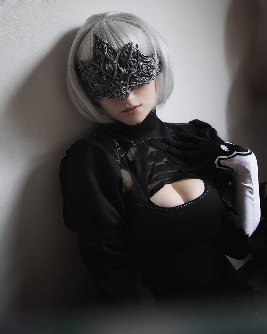 美国小姐姐claire sea 不漏肉的cosplay原来也可以那么美