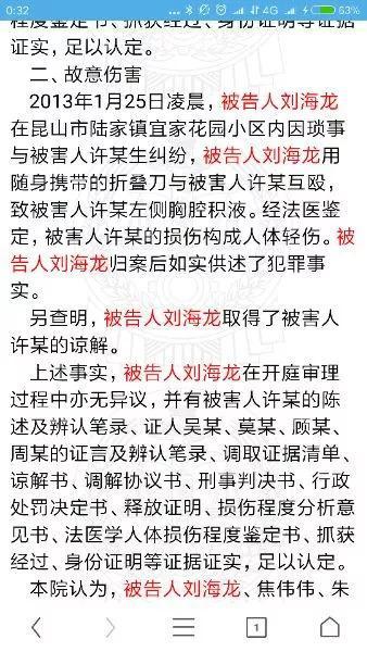 昆山龙哥刘海龙到底是个什么样的人 热搜事件 图10