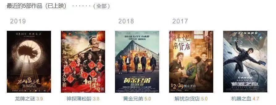 当成龙老了,中国功夫片的头发也白了 涨姿势 第2张
