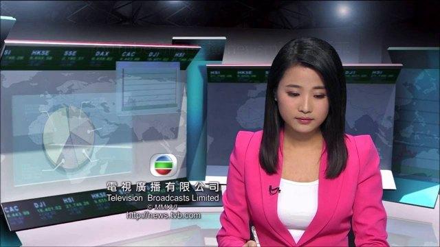 TVB新闻女主播大盘点,这5位美女女播你最喜欢哪个呢?插图2