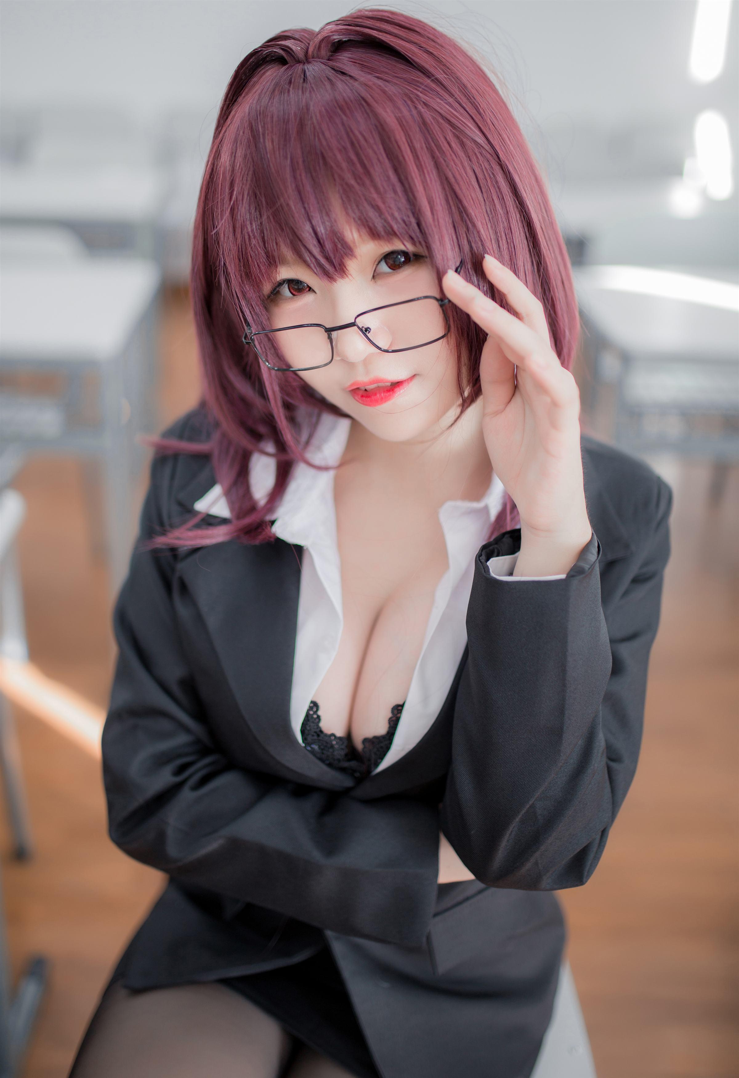 Yoko宅夏 – 斯卡哈教师-EV3A