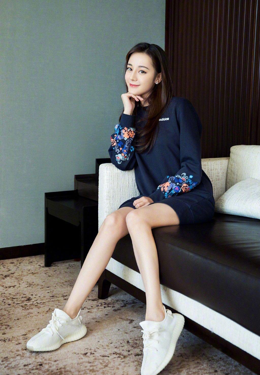 微博#女明星腿精大赛#,跟看买家秀一起来看看大长腿12