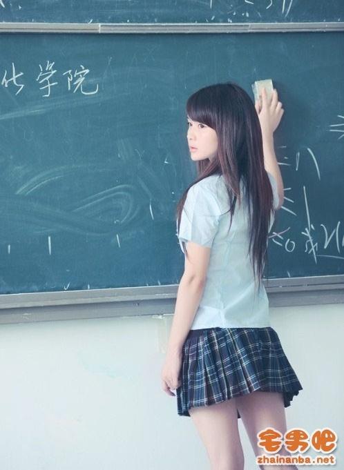 谁说中国校服最难看?关键得看是谁穿了! 校服控爱好者福利!