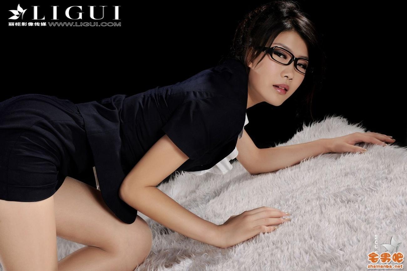 [丽柜套图系列]Ligui Model 怡萱 家庭女教师系列1-3[190P/71M]