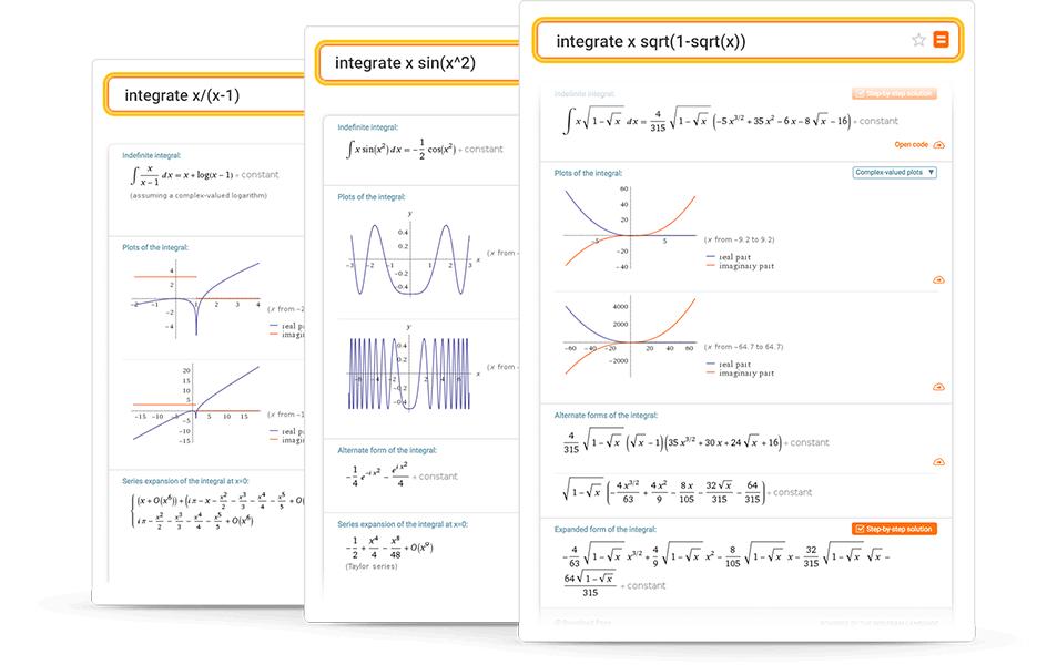 软件推荐[Android]Wolfram Alpha 1.4.18,理科生必备的最强计算器