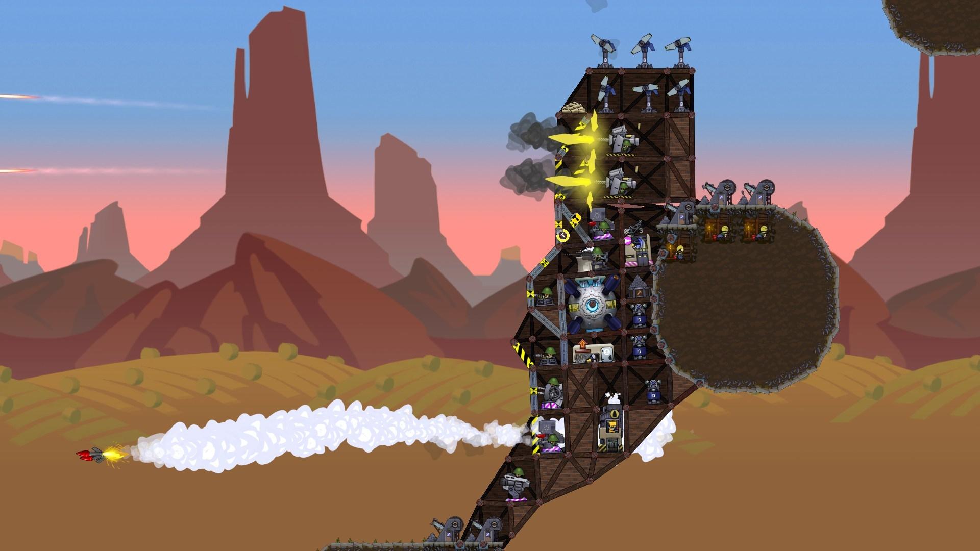 游戏推荐:PC端游戏进击!要塞! Forts