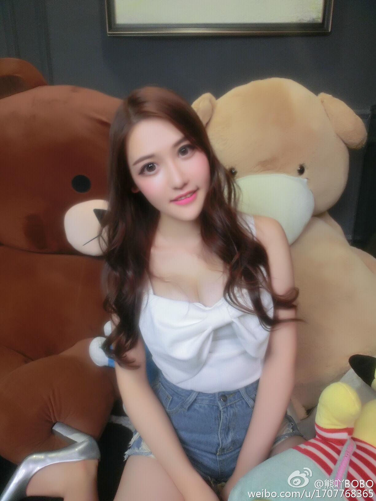 熊吖BOBO今天_美女福利图片