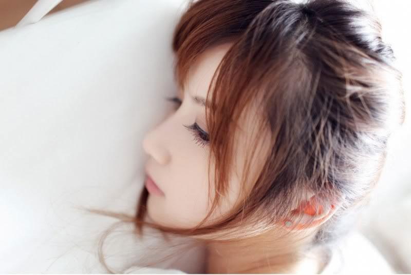 美女迷人甜美宁静私房照[11P]