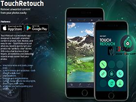 手机修图神器TouchRetouch