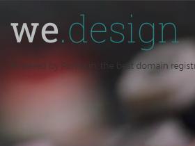免费获取一年.design顶级域名
