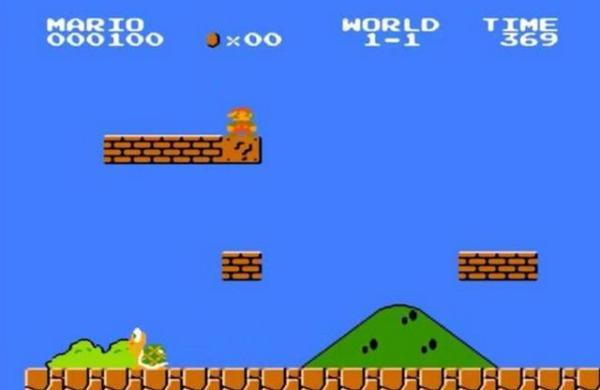 经典游戏《超级玛丽》三十年后才被发现的各种彩蛋