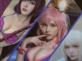 Fate cosplay清凉伊夏(61P)