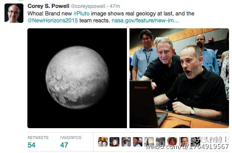 [星辰大海:一个时代]新视野号明抵达并飞越冥王星nasa直播!全数据回传地球需半年!