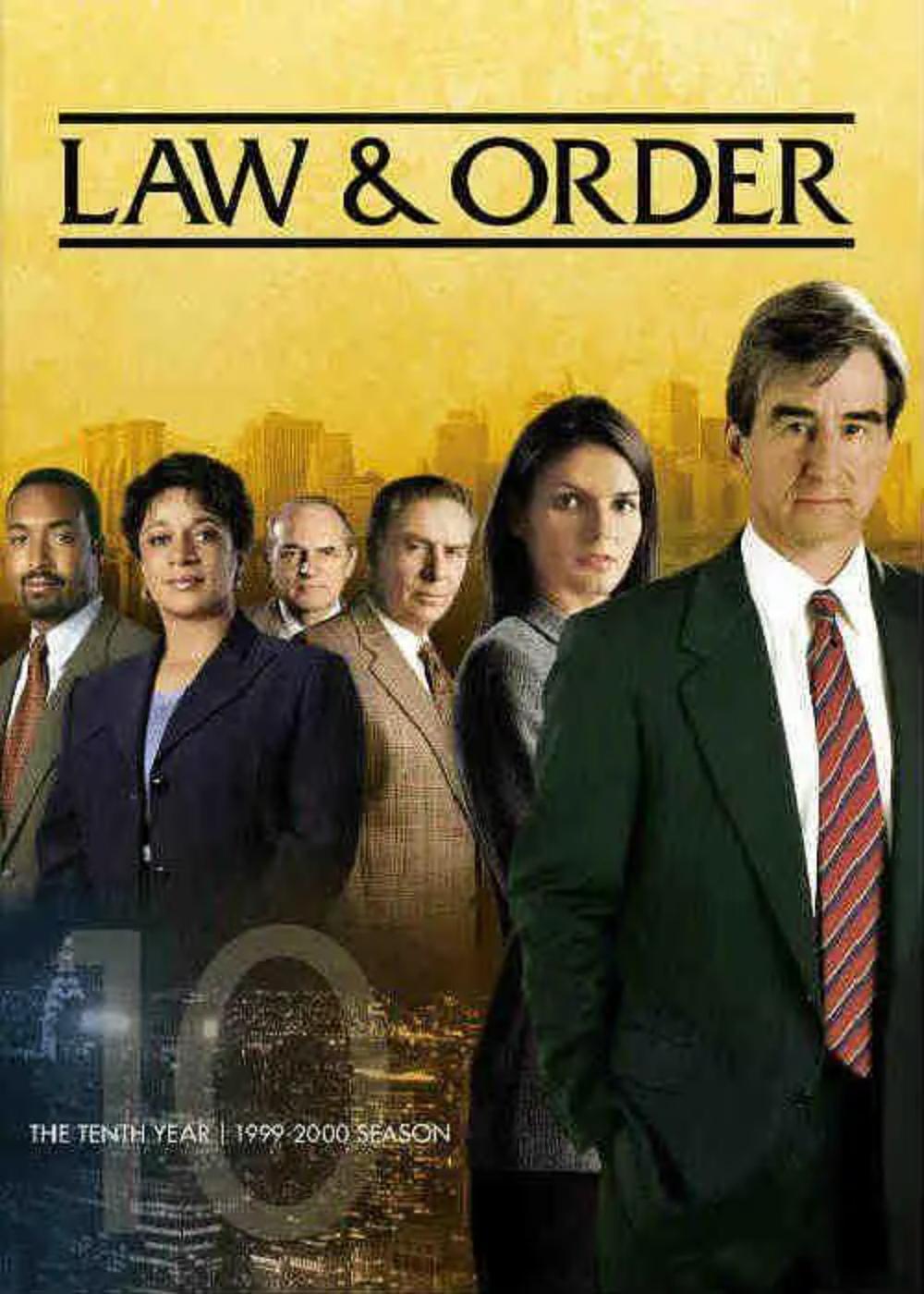 法律与秩序第十季(欧美剧)