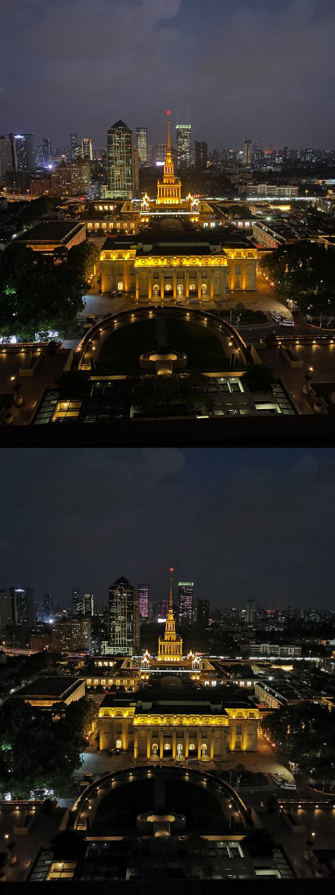 谁是夜拍之王?iPhone 11 Pro Max 和华为 P30 Pro成片对比 涨姿势 第1张