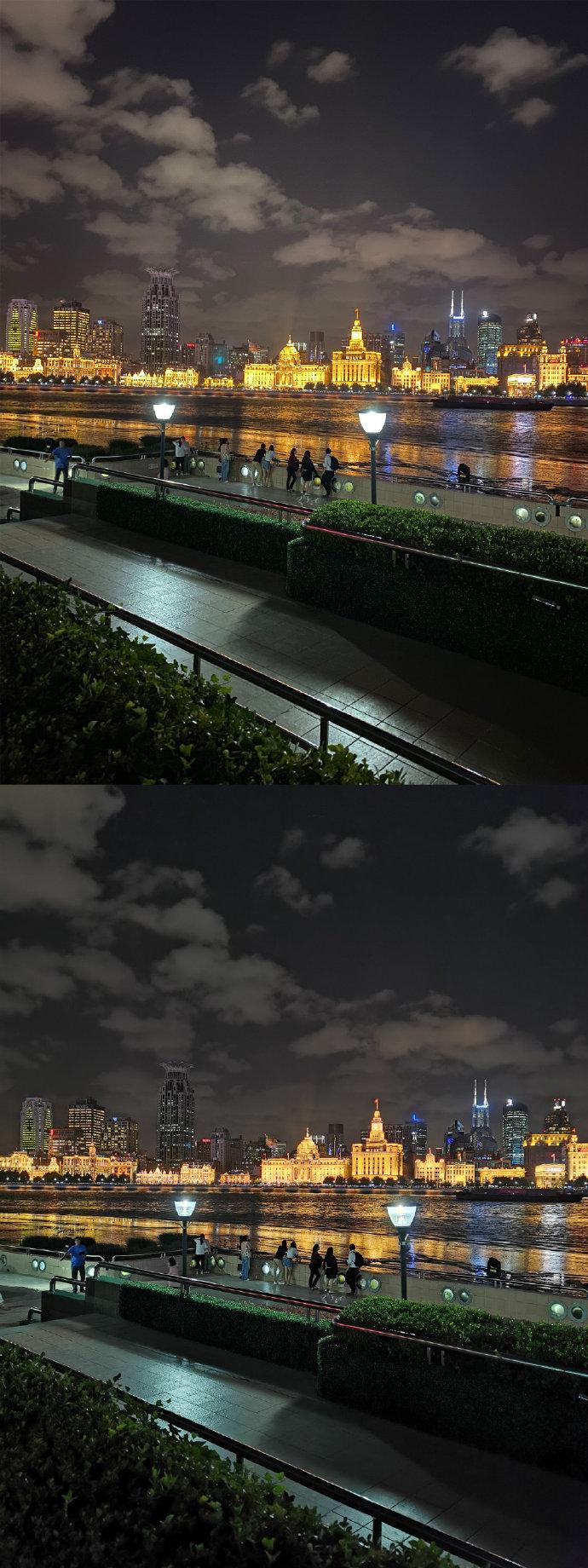 谁是夜拍之王?iPhone 11 Pro Max 和华为 P30 Pro成片对比 涨姿势 第9张