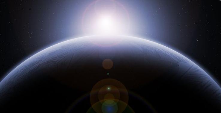 """""""哎,世界不会好了!"""",而地球自己转动不休,才懒得搭理人类呢"""