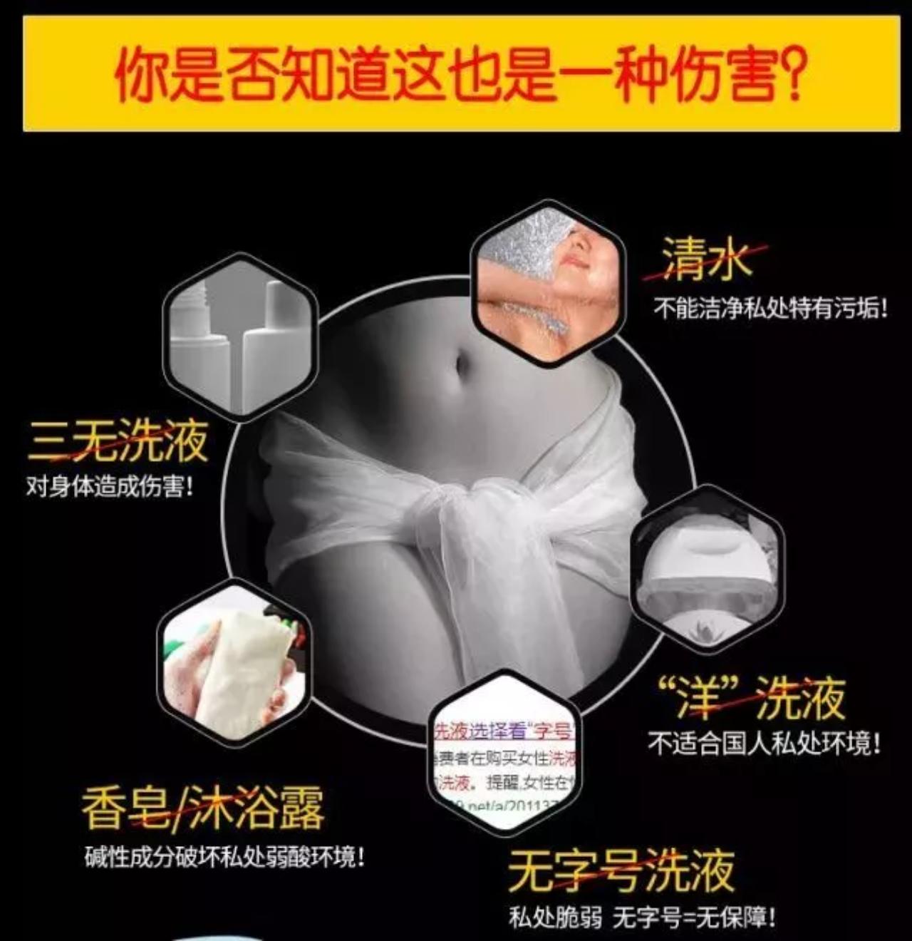 洗洗更健康?中國女人還要被騙多久 漲姿勢 熱圖8
