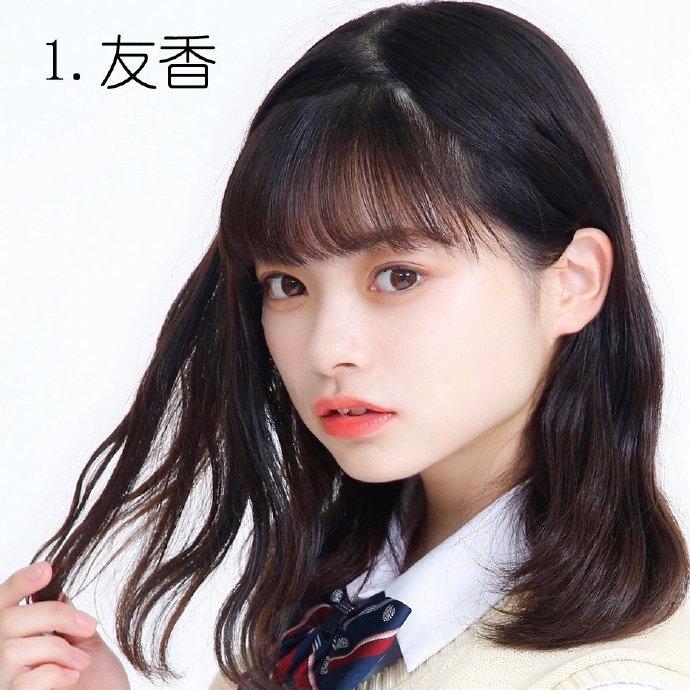 """2019""""日本最可爱女高中生""""大赛决选入围的11人…你投哪个? 涨姿势 第1张"""